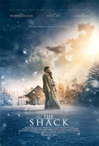 The Shack in theatres March 3
