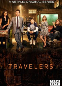 Travelers now on Netflix